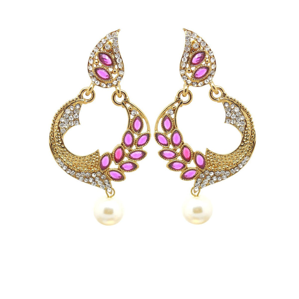 Purpule Color Ear Ring WMER000046