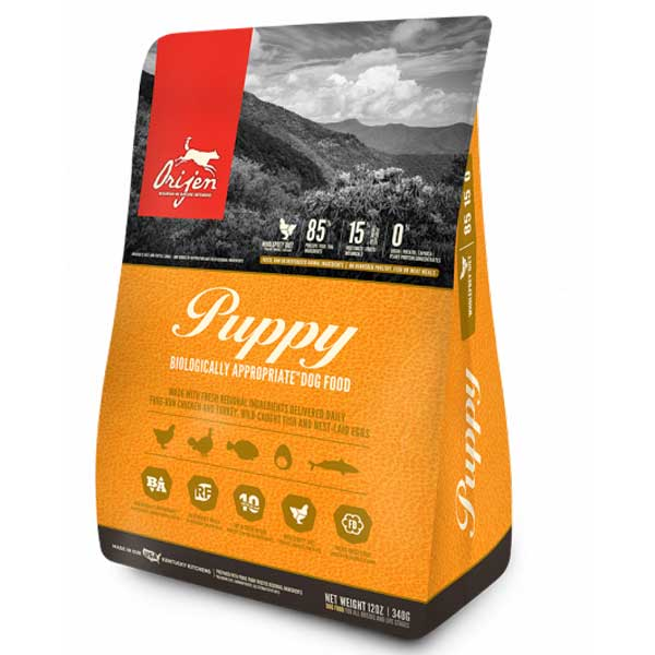 Alimento Natural Orijen Puppy