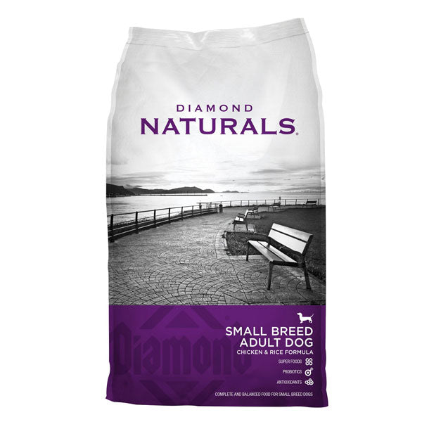 Diamond Naturals Small Breed Adult: Pollo