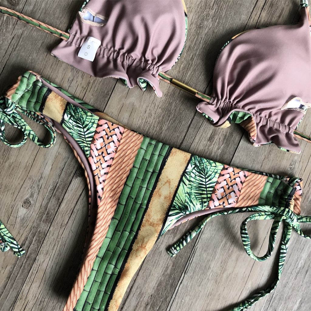 Brazilian Bikini Set - 18 Prints!