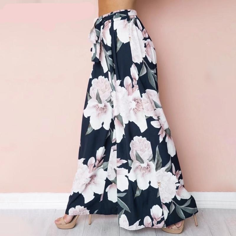 floral pants love that boho