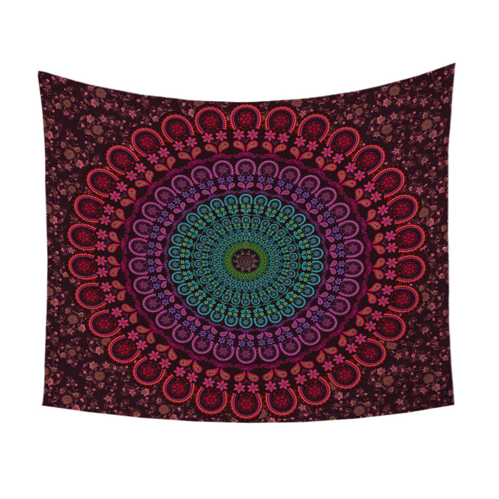 Mandala Wall Tapestry - 4 colours