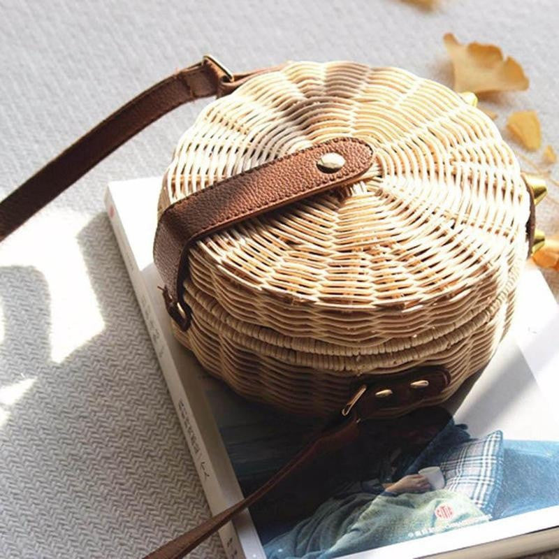 bamboo side bag