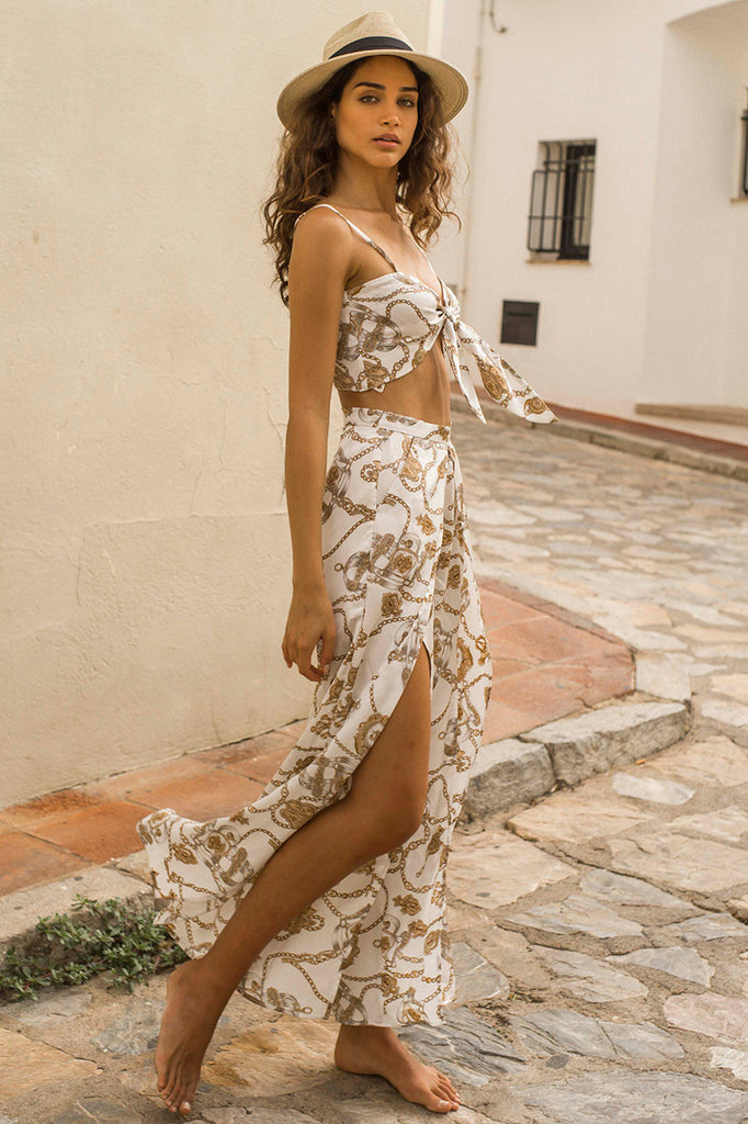 2 piece Jumpsuit boho