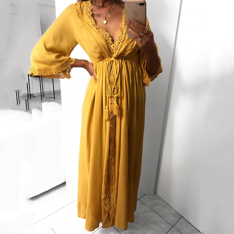 mustard yellow dress.  mustard yellow maxi dress. yello boho dress. mustard maxi dress