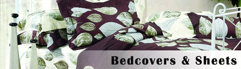 Bedcovers & Sheets