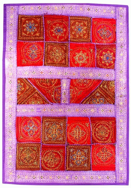 Union - Beaded Tapestry