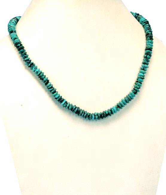 Oceanic Green-Turquoise Necklace
