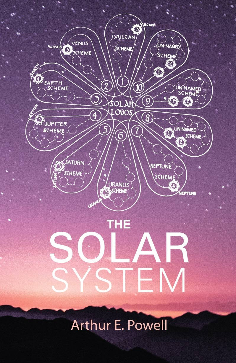 The Solar System (Hardcover) by A.E. Powell