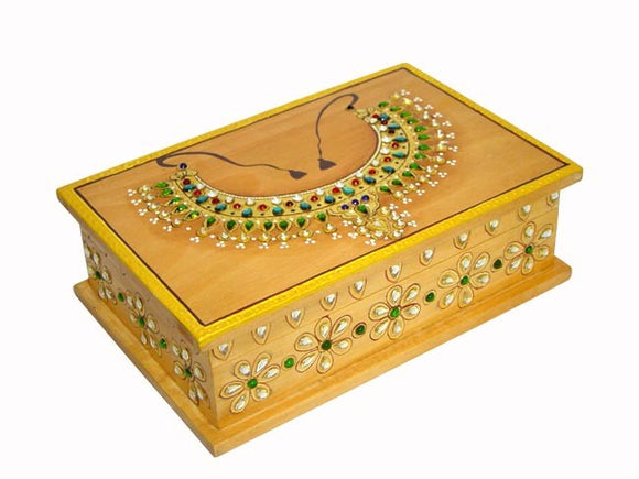 Truly for Jewelry-Wooden Box
