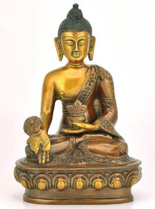 """The World Preacher"" Lord Buddha Statue"