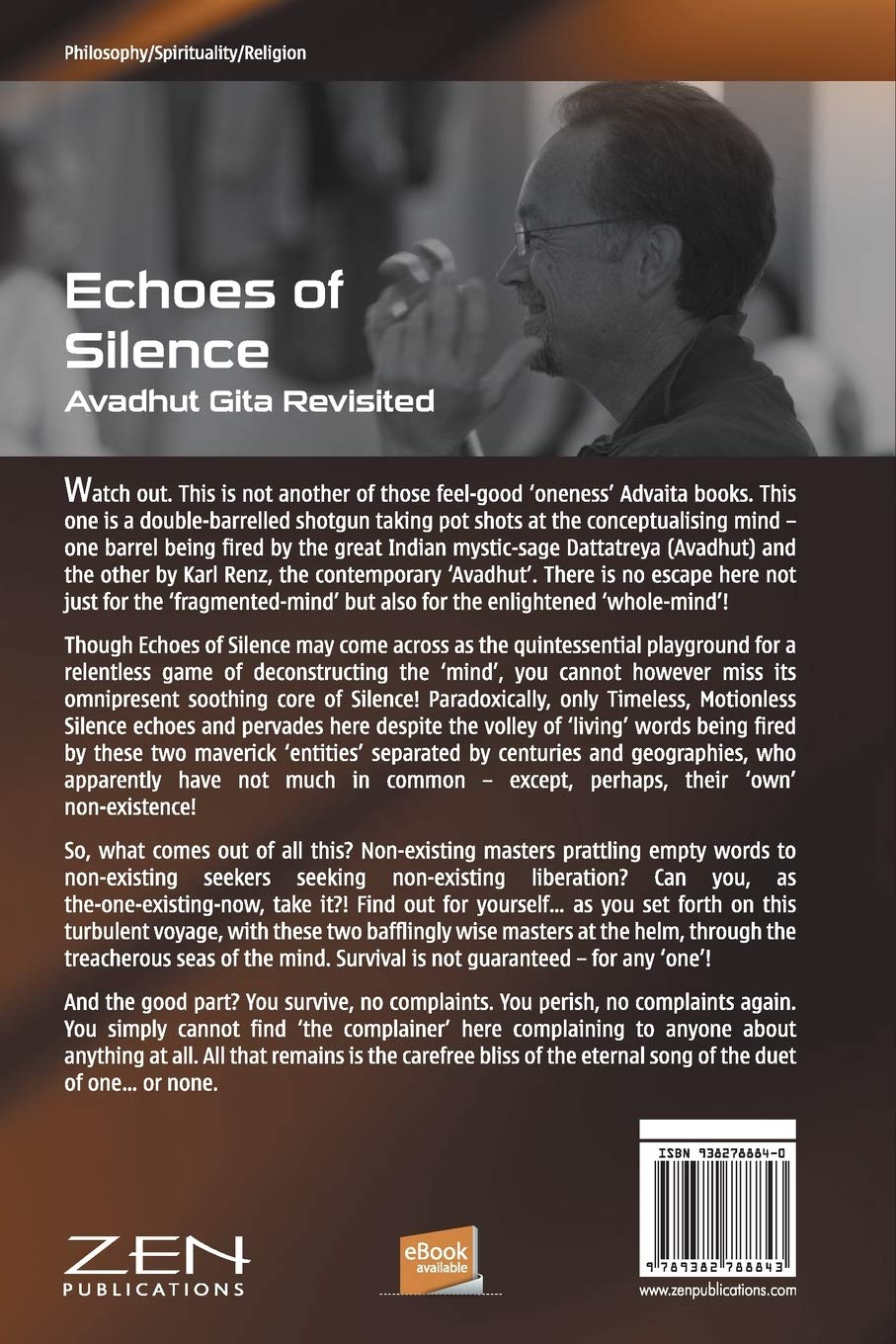 Echoes of Silence: Avadhut Gita Revisited