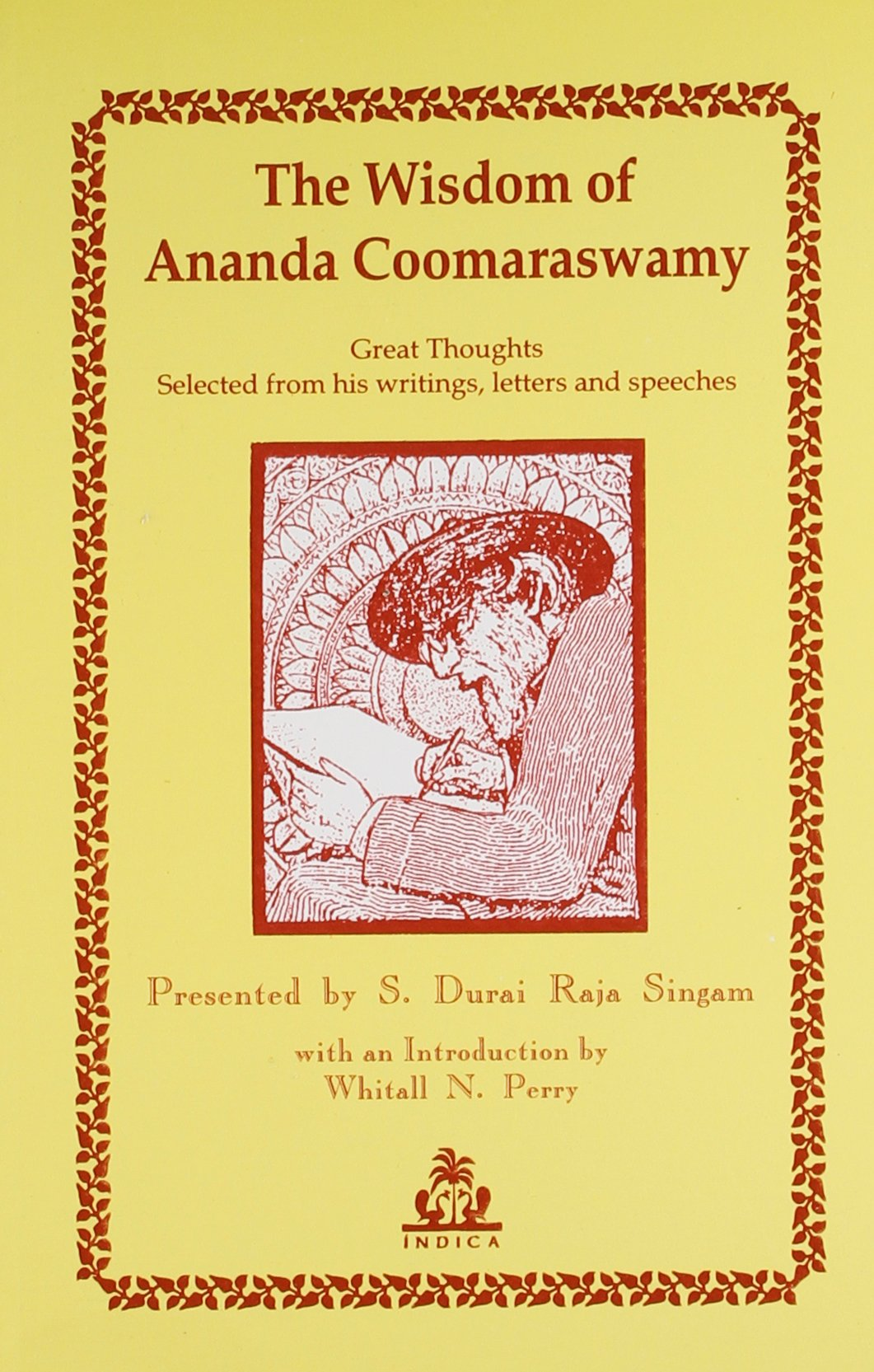 The Wisdom of Anada Coomaraswamy