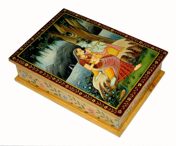 Romantic Embrace-Jewelry box