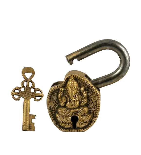 Lord Ganesha - Decorative Lock