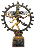 Brass Sculpture of Lord Nataraja