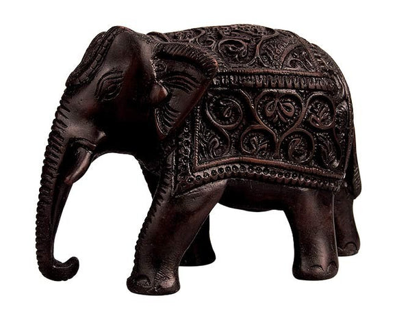 Indian Elephant - Resin Statuette
