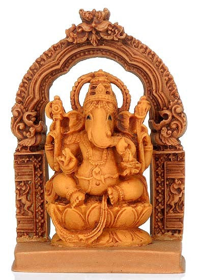 Lord Ganesha - Resin Sculpture