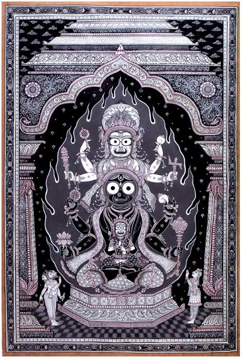 Supreme Personality of the Universe - Lord Jagannath