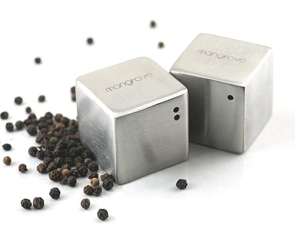SALT & PEPPER SET (CUBE)
