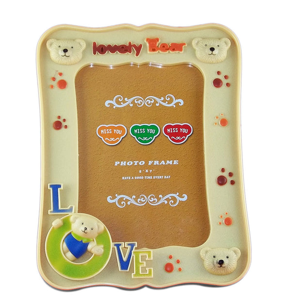 Lovely Bear Photo Frame
