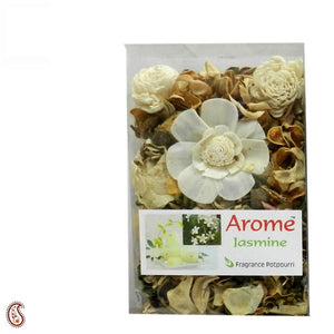 Jasmine fragrance Pot Pourri Set
