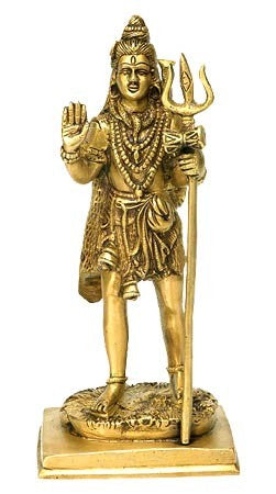 lord Mahadeva - Brass Statue  BS0112