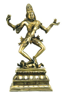 Shiva's - Brass Sculpture  BS0216