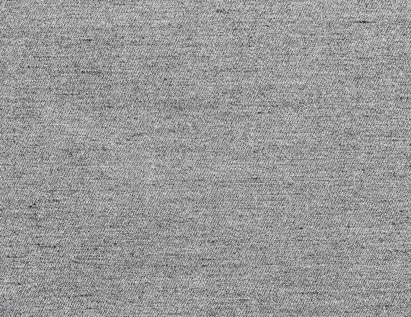 Heather Gray Stretch Twill
