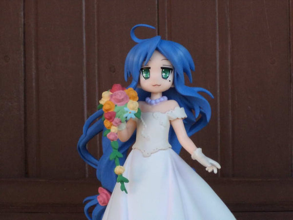 Lucky☆Star - Izumi Konata - EX Figure - Wedding Dress Ver. (SEGA)