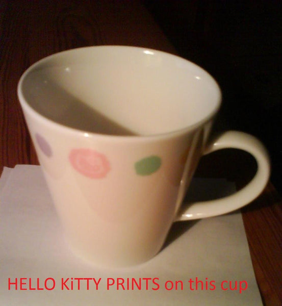 Hello Kitty! cup mug official item