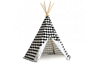 Arizona Teepee - black scales