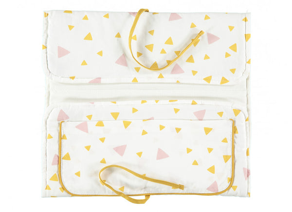 Berlin changing pad pink honey sparks