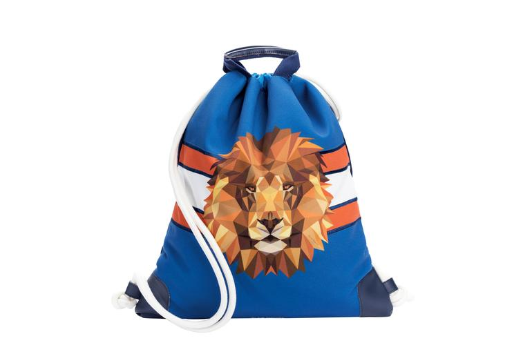 Lion Head City bags