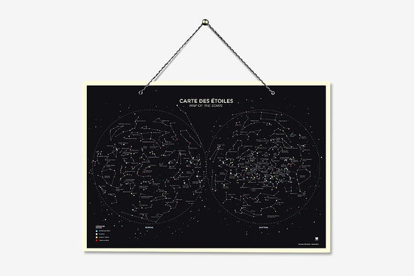 Decoration Map of the Stars