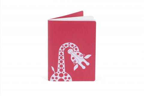 Notebook Giraffe