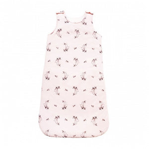 Sarah sleeping bag fawn print
