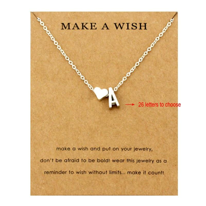 Make A Wish Necklace - Jennifer Stone Co.