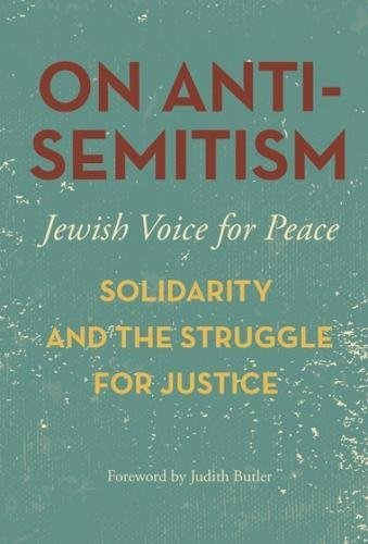Book: 'On Antisemitism: Solidarity and the Struggle for Justice'