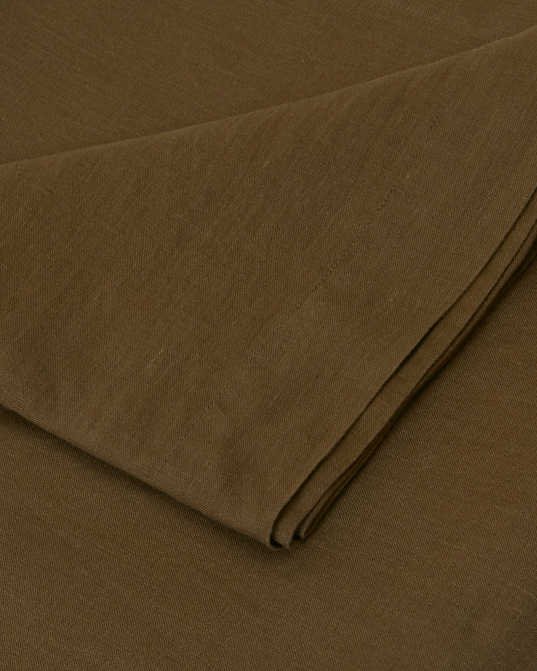 Babette Linen Tablecloth - Moss