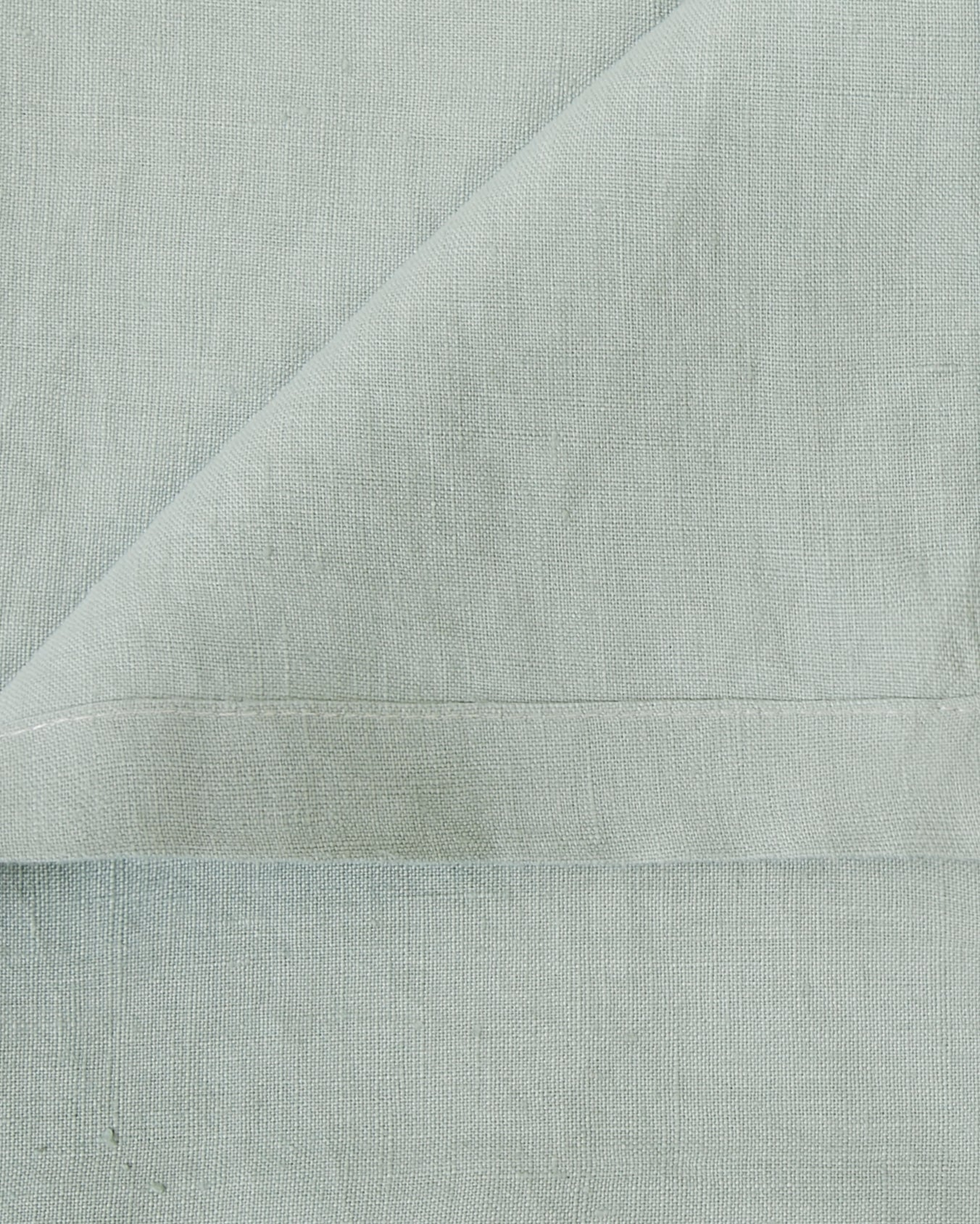 Berkeley Linen Table Napkins (Set of 4) - Milk side-shot