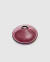Kelly Pebble Bud Vase - Plum