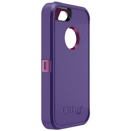 Otterbox Defender Series Case and Holster for Boom Purple