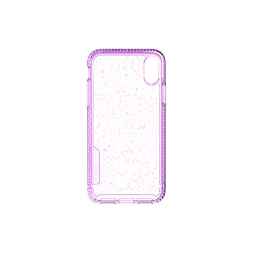 Tech21 Pure Soda Phone Case for Apple iPhone X/Xs Orchid