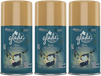 Glade Automatic Spray Refill Limited Edition Winter Collection 2017 Warm Flannel Embrace Pack of 3 Refill Cans