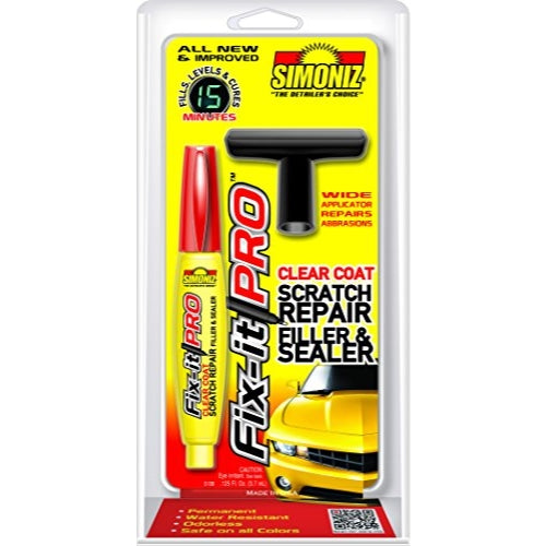 Simoniz S13B Fix it Pro Clear Coat Scratch Repair Pen