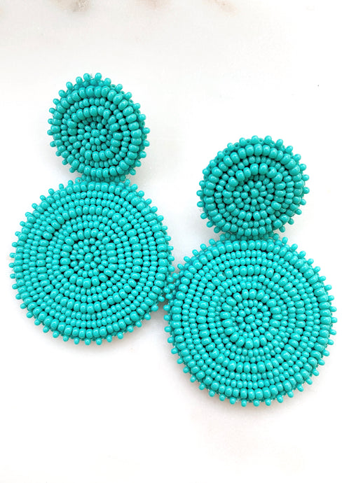 Radiance Statement Earrings