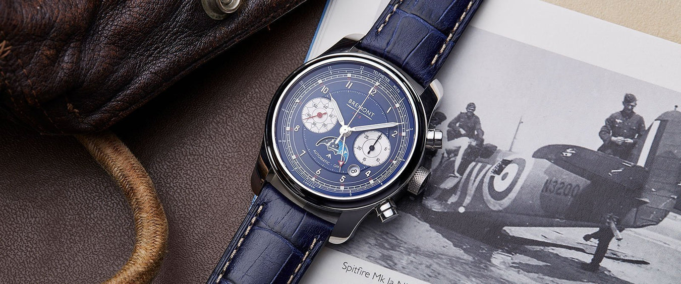 Bremont-1918-Limited-Edition-Chronograph-WG