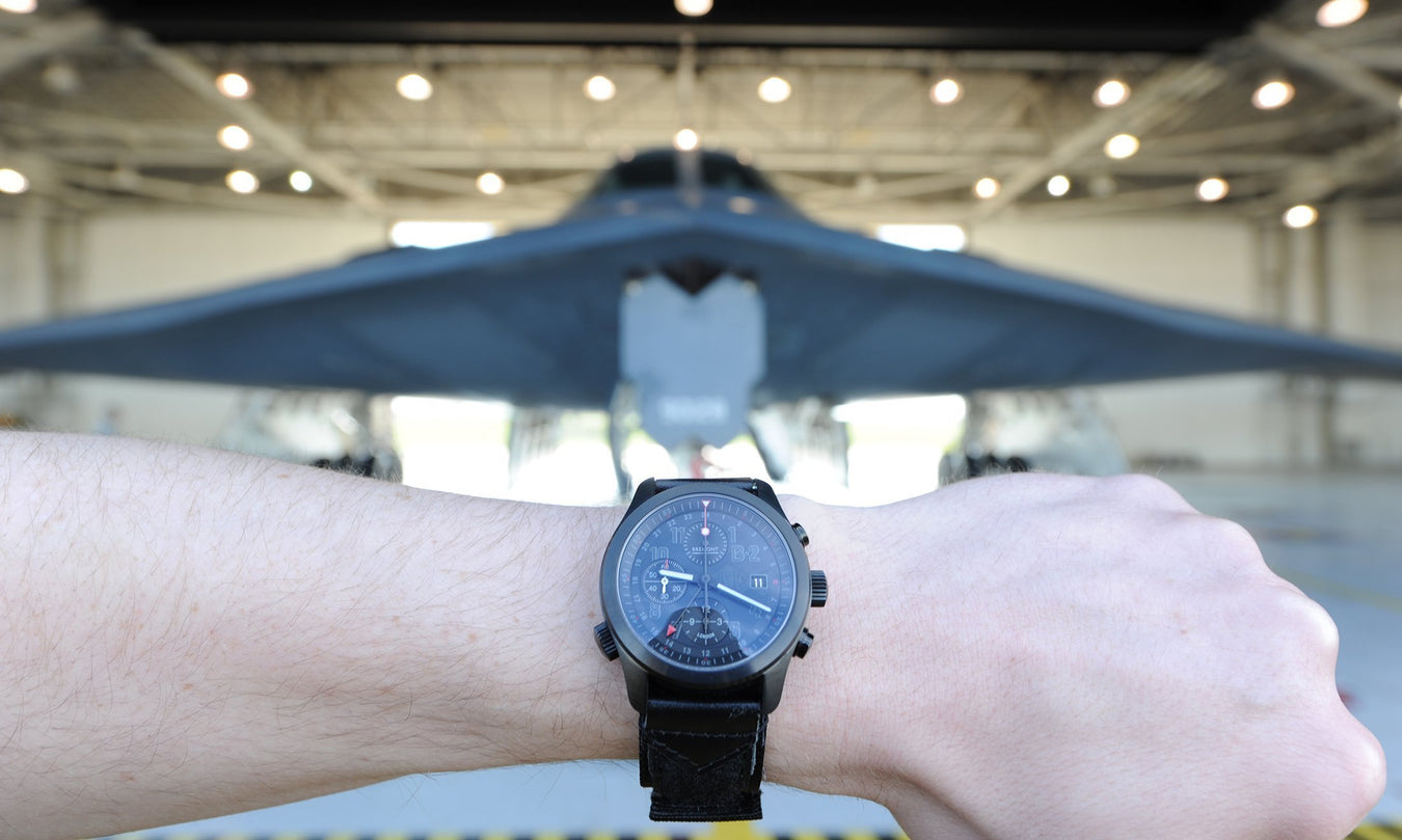 Bremont B-2 Story Image
