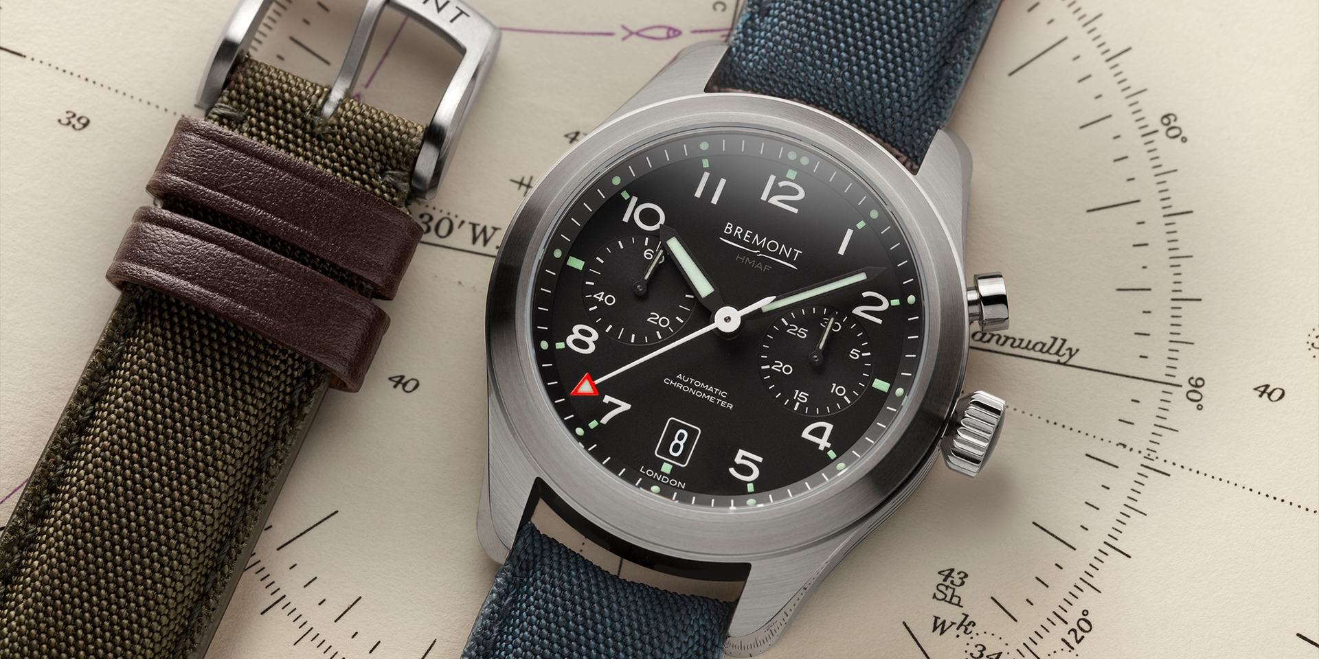 New Releases — Bremont Watch Company